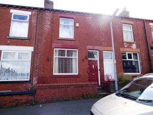 Thorpe Street, Halliwell, Bolton